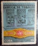 Sellos del Mundo : America : Cuba : Historia del Tabaco