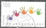 Sellos de Europa - Alemania -  50 años de UNICEF.