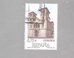 Sellos de Europa - España -  IGLESIA DE SAN JORGE
