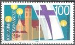 Sellos de Europa - Alemania -  Centenario de la Institución Diaconal Rummelsberg.