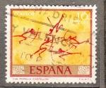 Sellos de Europa - España -  Pintura rupestre (908)