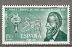 Sellos de Europa - España -  Radiología (915)