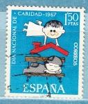 Sellos de Europa - España -  Día de Caridad (923)