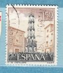 Sellos de Europa - España -  Castellers (1073)