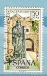 Sellos de Europa - España -  Bimilenario de Cáceres (931)
