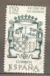 Sellos de Europa - España -  Escudo de los Losadas (935)