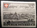 Sellos de Europa - Austria -  WIEN