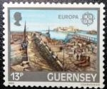 Sellos de Europa - España -   EUROPA GUERNSEY