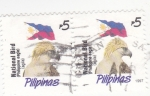 Stamps Philippines -  A G U I L A