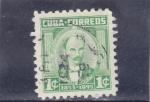 Stamps : America : Cuba :  JOSE MARTÍ 1853-1895