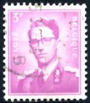 Stamps : Europe : Belgium :  BELGICA_SCOTT 455.01 REY BALDUINO. $0,2