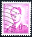 Stamps : Europe : Belgium :  BELGICA_SCOTT 455.02 REY BALDUINO. $0,2