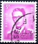 Stamps : Europe : Belgium :  BELGICA_SCOTT 455.03 REY BALDUINO. $0,2