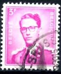 Stamps : Europe : Belgium :  BELGICA_SCOTT 455.04 REY BALDUINO. $0,2