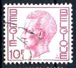 Stamps : Europe : Belgium :  BELGICA_SCOTT 764 REY BALDUINO. $0,2