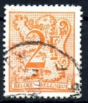 Stamps : Europe : Belgium :  BELGICA_SCOTT 970.01 LEON HERALDICO. $0,2