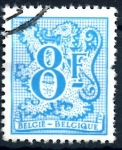 Stamps : Europe : Belgium :  BELGICA_SCOTT 1087 LEON HERALDICO. $0,2