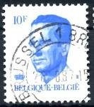 Stamps : Europe : Belgium :  BELGICA_SCOTT 1089.01 REY BALDUINO. $0,2