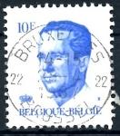 Stamps : Europe : Belgium :  BELGICA_SCOTT 1089.04 REY BALDUINO. $0,2