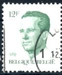 Stamps : Europe : Belgium :  BELGICA_SCOTT 1091.01 REY BALDUINO. $0,2