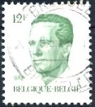 Stamps : Europe : Belgium :  BELGICA_SCOTT 1091.04 REY BALDUINO. $0,2