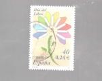 Sellos de Europa - España -  DIA DEL LIBRO