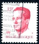 Stamps : Europe : Belgium :  BELGICA_SCOTT 1092.04 REY BALDUINO. $0,2