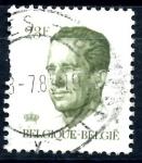 Stamps : Europe : Belgium :  BELGICA_SCOTT 1096.03 REY BALDUINO. $0,3