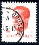 Stamps Belgium -  BELGICA_SCOTT 1098.01 REY BALDUINO. $0,2