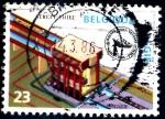 sello : Europa : Bélgica : BELGICA_SCOTT 1202.02 26º CONGRESO NAVEGACIÓN, BRUSELAS. $0,5
