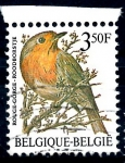 Sellos de Europa - Bélgica -  BELGICA_SCOTT 1221.01 CUELLO ROJO. $0,2