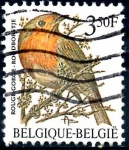 Stamps : Europe : Belgium :  BELGICA_SCOTT 1221.02 CUELLO ROJO. $0,2