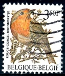 Stamps : Europe : Belgium :  BELGICA_SCOTT 1221.03 CUELLO ROJO. $0,2