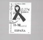 Sellos de Europa - España -  11-M