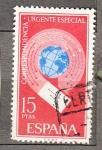 Sellos de Europa - España -  Correspondencia Urgente(969)