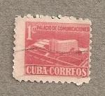 Sellos del Mundo : America : Cuba : Palacio de Comunicaciones