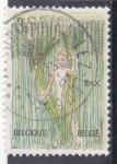 Stamps Belgium -  I L U S T R A C I O N