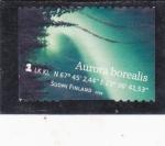 Stamps Finland -  AURORA BOREAL