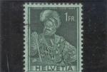 Stamps : Europe : Switzerland :  LUDWIG PFYFFER