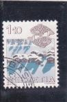 Stamps : Europe : Switzerland :  H O R O S C O P O