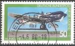 Sellos del Mundo : Europa : Alemania :  Para los jovenes(Heinkel He 70 1932).