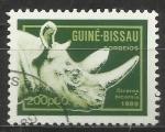 Sellos del Mundo : Africa : Guinea_Bissau : 2842/24