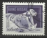 Sellos del Mundo : Africa : Guinea_Bissau : 2844/24