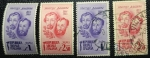 Sellos de Europa - Italia -  República Social de Italia 1944