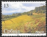 Stamps : Europe : Serbia :  184 - Monte Goc