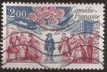 Stamps France -  Théâtre Comédie Française  1980  2,00 fr