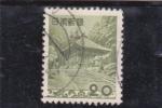 Stamps Japan -  T E M P L O