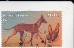 Stamps : Europe : Malta :  P E R R O