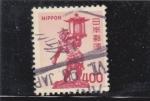 Sellos de Asia - Japón -  F I G U R A
