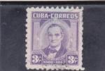 Sellos de America - Cuba -  JOSE DE LA LUZ CABALLERO